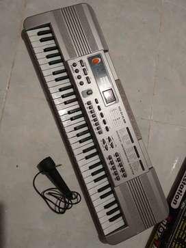 Órgano piano electrónico infantil