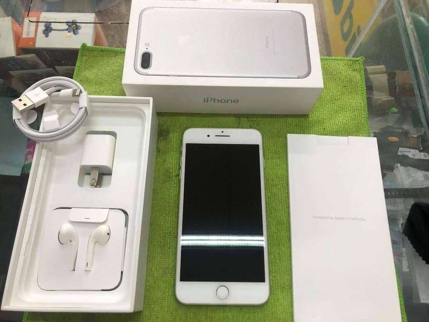 IPHONE 7 PLUS 256 GB IMPECABLE