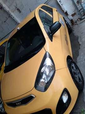 Ganga vendo Taxi Kia Picanto Ekotaxi