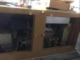 Planta eléctrica marca Fiat 100 KVA: