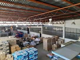 Local industrial y comercial en parque industrial de Arequipa