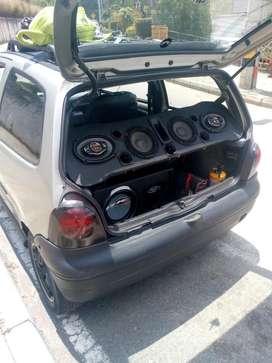 Ganga Twingo Modelo 2005 Precio 9000000