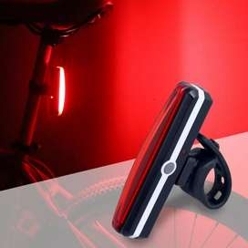 Luz LED para bicicletas RECARGABLE