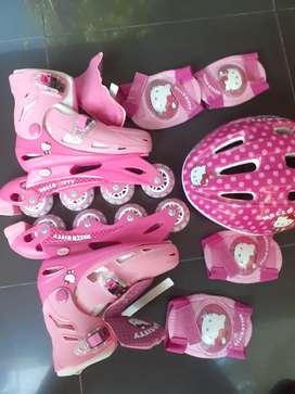 Rollers para nena