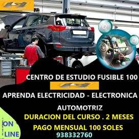 APRENDA ELECTRICIDAD AUTOMOTRIZ