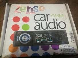 Radio nuevo para autos