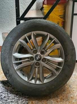Ruedas completas de Hyundai Tucson i35
