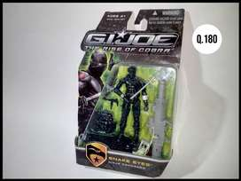 Figuras Nuevas, Gi Joe Snake Eyes, Tom Riddley Harry Potter, Robots, Los Goonies Chunk, Star Wars, Yoda, C3po, Alien