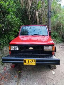 Chevrolet truper campero 4x4