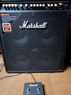 Amplificador Marshall 450W bajo