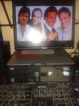 computador de escritorio corporativo