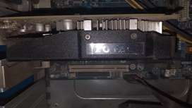 Placa de video zotac 1050 gtx