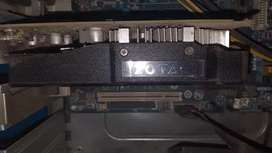 Placa de video zotac 1050 gtx