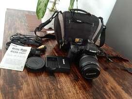 Camara Canon Rebel Xsi