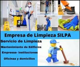 Empresa de limpieza Silpa