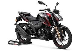 MOTO TVS APACHE RTR200 OFERTA CHIMASA S.A.