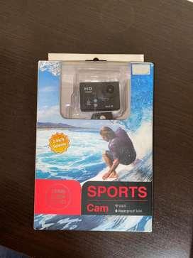 Camara wifi deportes extremos