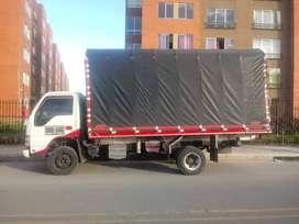 camion chevrolet  bpr