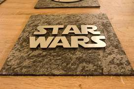 cuadros Star Wars Relive 3D