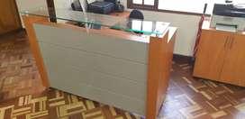 Vendo escritorios de Oficina