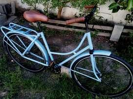 Bicicleta Rod 28, Inglesa, Vintage, Fixie, Paseo