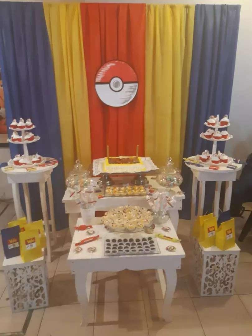 Mesas dulces 0