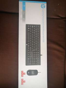 Gaming keyboard and mouse km 100