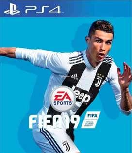 Vendo FIFA19 PS4