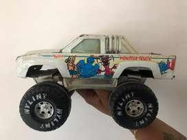 Camion Mounstreo 1980 nylint