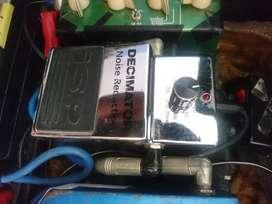 Isp Decimator Noise Reductor,no Boss