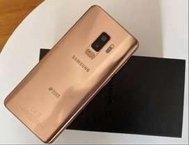 Samsung S9+ 128G Dorado/Rosa (Necesita reparación)