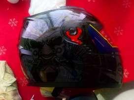 Moto casco shaft nuevo