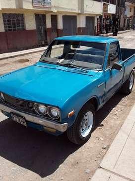 OCASIÓN. Vendo mi Datsun Pick-Up estándar del año 1976