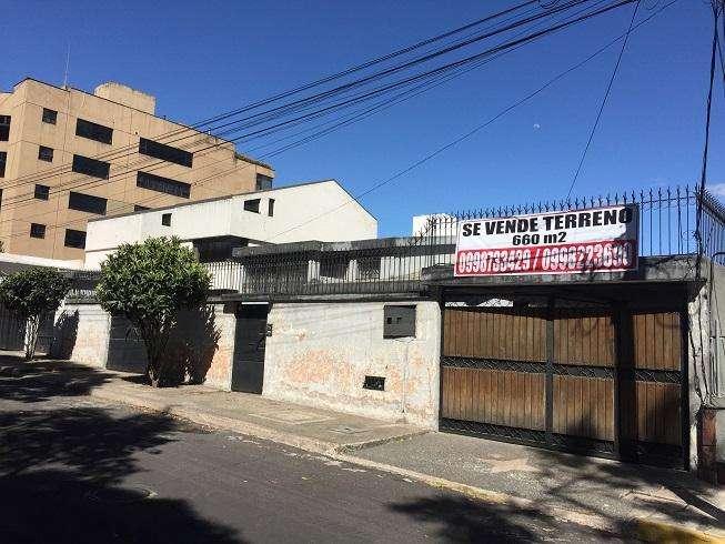 Venta Terreno Quito Tenis Centro Norte Quito 0