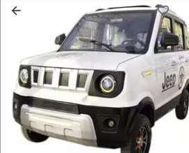 Se vende auto eléctrico solar de importación