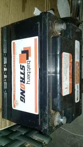 Vendo bateria 12v 75amp