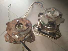 Motor de secado y lavado