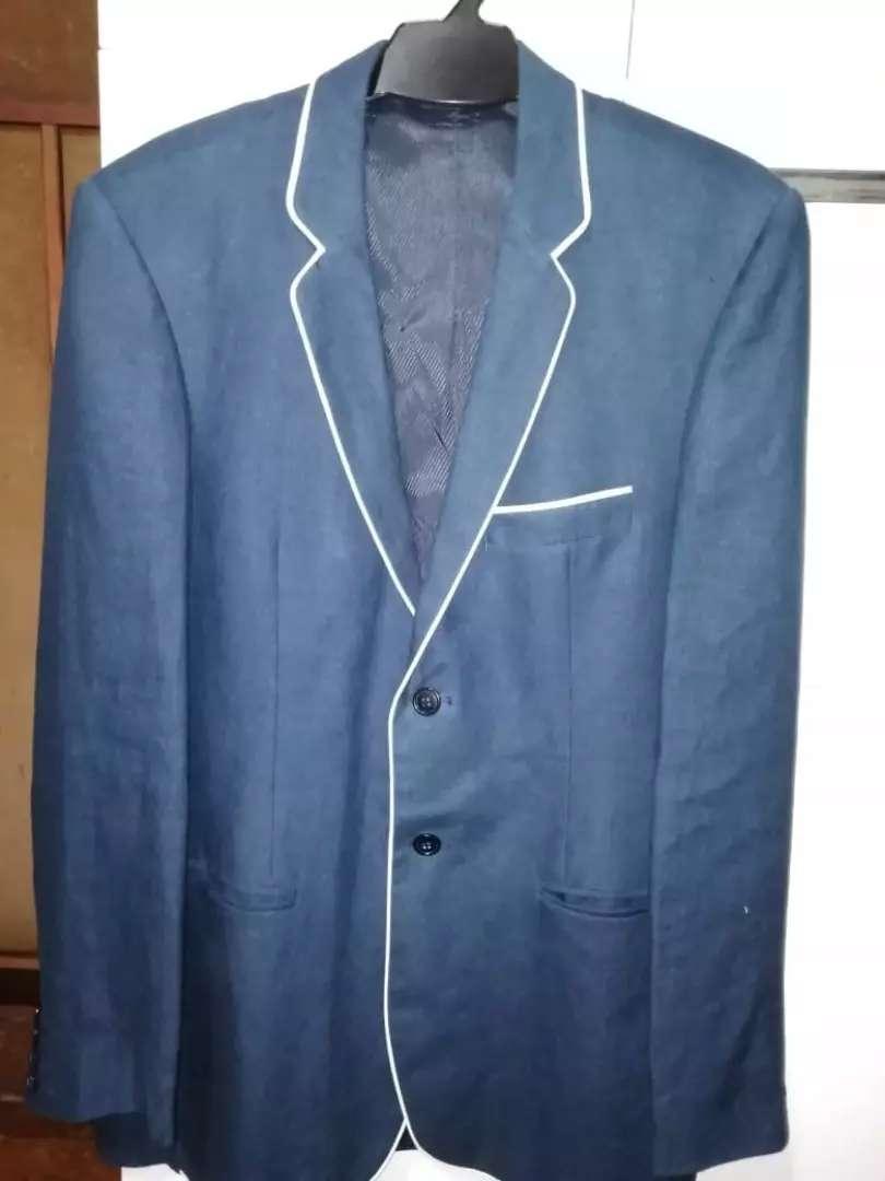Saco de vestir azul (La Toscana) 0