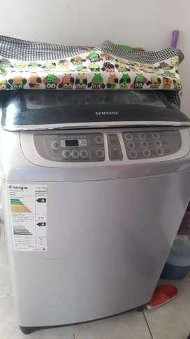 se vende lavarropas samsung