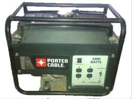 Generador A Gasolina 2.2Kw 110V 15 Litros Ref PCI 2200 Porter Cable