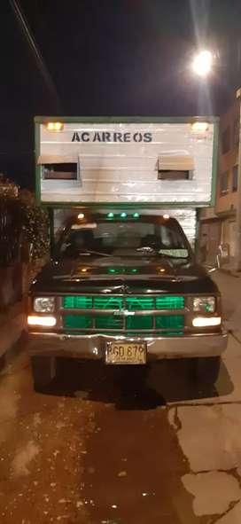 Camión Chevrolet