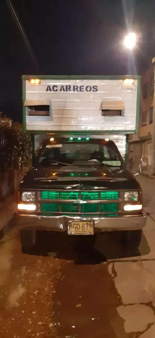 Camión Chevrolet 0