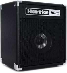 Amplificador de bajo Hartke hd25
