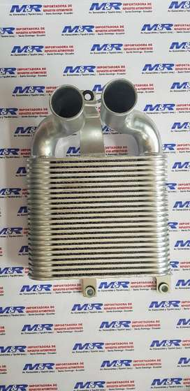 Intercooler Dmax 3.0