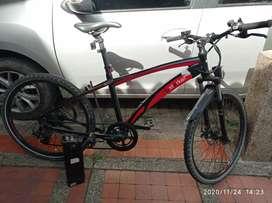 Vendo bicicleta eléctrica Starker