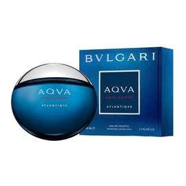 Loción - Perfume Bvlgari Aqua Pour Homme