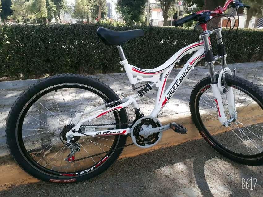 Bicicleta dual 0