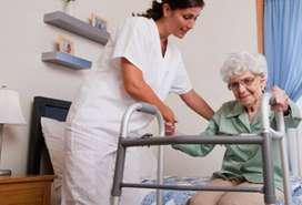 Cuidadoras Especializadas, Enfermeras Geriátrica - Adultos Mayores - Pacientes Oncológicos
