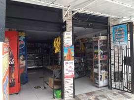Se vende negocio con buena ubicación