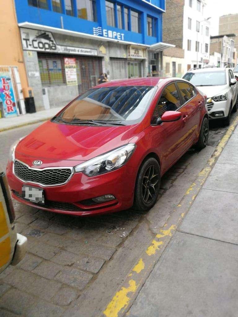 Vendo Kia Cerato 2015 ( CEL 949340845) 0